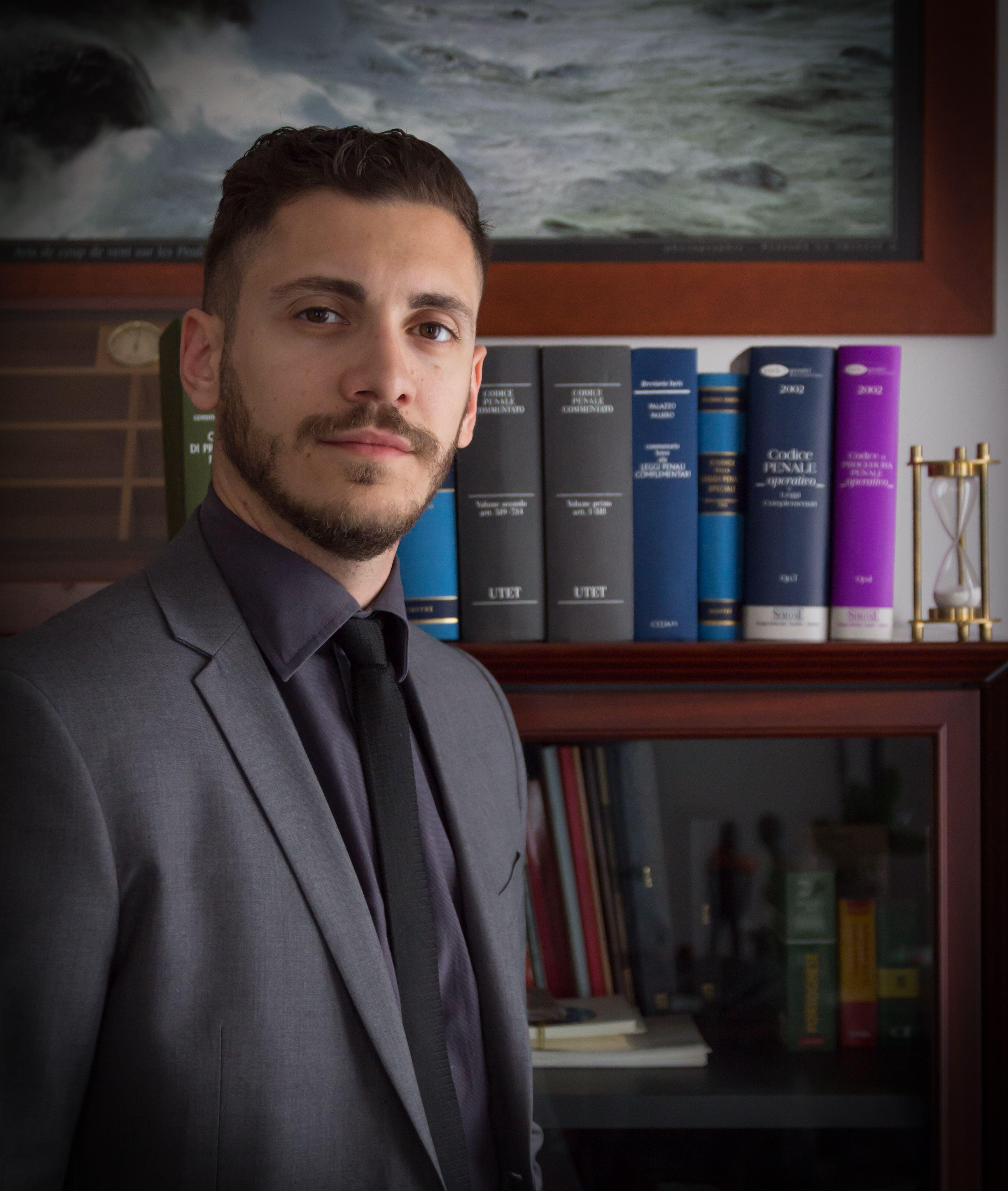 Avvocato Eduardo Mele